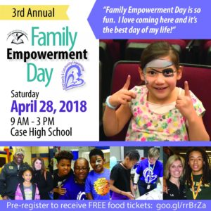 Racine Unified Schools 3rd annual Family Empowerment Day